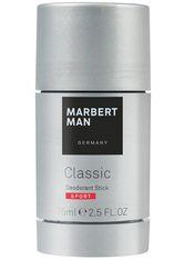 Marbert Herrendüfte ManClassicSport Deodorant Stick 75 ml