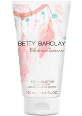 Betty Barclay Bohemian Romance Body Lotion Bodylotion 150.0 ml