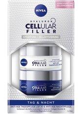 NIVEA Hyaluron Cellular Filler Straffung+Zellaktivierung Gesichtspflegeset 1 Stk