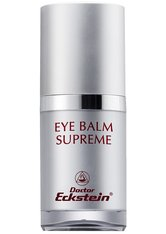 DOCTOR ECKSTEIN - Eye Balm Supreme, 15ml - AUGENCREME