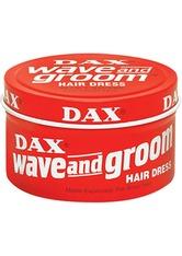 Dax Produkte DAX Wave & Groom Wachs-Pomade, die rote DAX, 99 g Haarwachs 99.0 ml