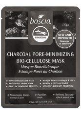 Boscia Pflege Charcoal Pore-Minimizing Bio-Cellulose Mask Maske 1.0 pieces