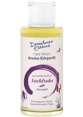 Dresdner Essenz Pflege Körperöl Nachtruhe Körperöl 100.0 ml