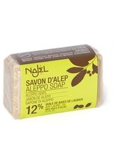 Najel Produkte Aleppo-Seife - 12% Lorbeeröl 100g Stückseife 100.0 g