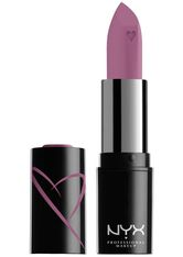 NYX Professional Makeup Shout Loud Satin Lippenstift  3.5 g Nr. 07 - In Love