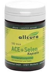 allcura Naturheilmittel Produkte ACE Selen Kapseln Nahrungsergänzungsmittel 100.0 pieces