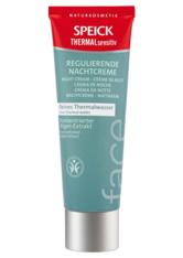 Speick Naturkosmetik Produkte Thermal - Sensitiv Nachtcreme 50ml Gesichtscreme 50.0 ml