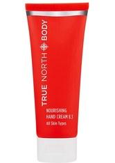 TRUE NORTH De-Stressed Nourishing Hand Cream 8.3 Handcreme 75 ml