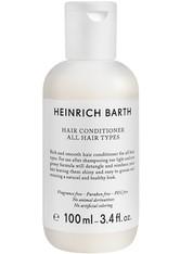 HEINRICH BARTH - Heinrich Barth Produkte Hair Conditioner All Hair Types Haarspülung 100.0 ml - CONDITIONER & KUR