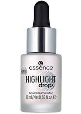 ESSENCE - Essence Rouge / Highlighter Essence Rouge / Highlighter Highlight Drops Liquid Illuminator Highlighter 15.0 ml - Highlighter