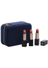 CODE8 - Code8 Lippenstift Code8 Lippenstift Alexa Chung's All Day Soirée Lipstick Trio Make-up Set 3.0 pieces - Makeup Sets