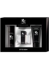 OTTO KERN - Otto Kern Herrendüfte Signature Man Geschenkset Body & Hair Shampoo 75 ml + Eau de Toilette Spray 30 ml + Deodorant Spray 50 ml 1 Stk. - DUFTSETS