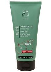 Groen Produkte Essential Shower Gel - Apple & Hemp 200ml  200.0 ml