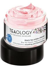 Teaology Gesichtspflege Peach Tea Hydra Cream Gesichtscreme 50.0 ml
