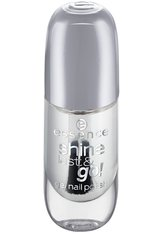 essence - Nagellack - shine last & go! gel nail polish - 01 absolute pure