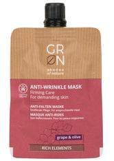 Groen Produkte Rich Cream Mask - Grape & Olive 40ml Anti-Aging Pflege 40.0 ml