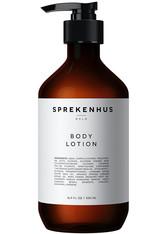 Sprekenhus Körperpflege Body Lotion Bodylotion 500.0 ml