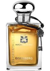 Eisenberg Les Orientaux Latins Secret N°III Patchouli Noble Eau de Parfum 100.0 ml