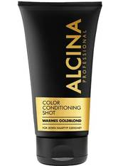 ALCINA - Alcina Haarpflege Color-Spülung Color Conditioning Shot Gold 150 ml - CONDITIONER & KUR