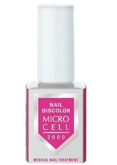 MICRO CELL - Micro Cell Pflege Nagelpflege Nail Discolour 11 ml - BASE & TOP COAT