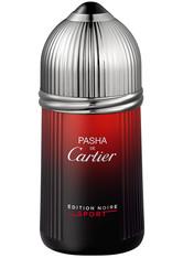 Cartier Pasha de Cartier Édition Noire Sport Eau de Toilette 50 ml