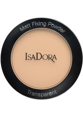 IsaDora Matt Fixing Blotting Powder 9g SHEER SAND
