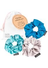 GLOV Accessories Scrunchies Satin Blue Haarband 1.0 pieces