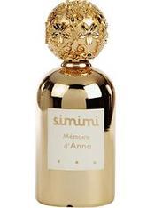 SIMIMI - Simimi Damendüfte Mémoire d'Anna Extrait de Parfum 100 ml - PARFUM