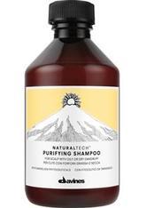 Davines Pflege Naturaltech Purifying Shampoo 1000 ml
