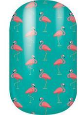 Miss Sophie's Nägel Nagelfolien Nail Wraps Wild Flamingo 20 Stk. - MISS SOPHIE'S