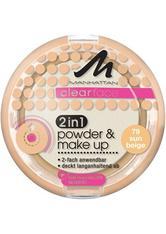 Manhattan Make-up Gesicht Clearface 2in1 Powder & Make Up Nr. 78 1 Stk. - MANHATTAN