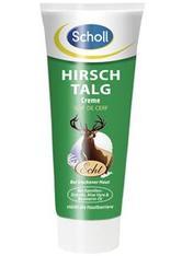 Scholl Fußpflege Fußcremes & -bäder Hirschtalg Creme 100 ml