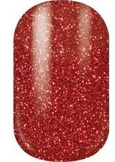 Miss Sophie's Nägel Nagelfolien Nail Wraps Sparkling Red 20 Stk. - MISS SOPHIE'S