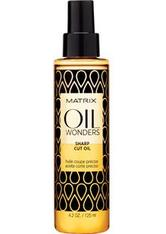 Matrix Oil Wonders Sharp Cut Oil 125 ml Haarpflege-Spray