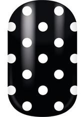 Miss Sophie's Nägel Nagelfolien Nail Wraps Little White Dots 20 Stk. - MISS SOPHIE'S