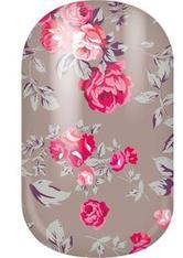 Miss Sophie's Nägel Nagelfolien Nail Wraps Vintage Roses 20 Stk. - MISS SOPHIE'S