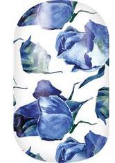 Miss Sophie's Nägel Nagelfolien Nail Wraps Flower Blues 20 Stk. - MISS SOPHIE'S