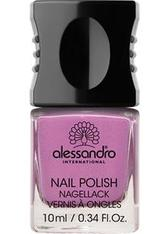 ALESSANDRO - Alessandro Make-up Nagellack Colour Explotion Nagellack Nr. 920 Greenwood 10 ml - NAGELLACK