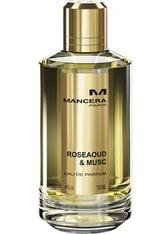 Mancera Collections Gold Label Collection Roseaoud and Musk Eau de Parfum Spray 60 ml