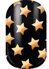 Miss Sophie's Nägel Nagelfolien Nail Wraps Golden Star 20 Stk. - MISS SOPHIE'S