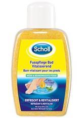 Scholl Fußpflege Fußcremes & -bäder Fusspflege Bad Vitalisierend 275 g