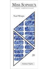 Miss Sophie's Nägel Nagelfolien Nail Wraps Arabian Nights 20 Stk. - MISS SOPHIE'S