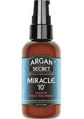 ARGAN SECRET - Argan Secret Haarpflege Haarpflege Miracle-10 180 ml - LEAVE-IN PFLEGE
