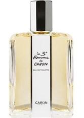 CARON PARIS - Caron Herrendüfte Le 3e Homme Eau de Toilette Spray 125 ml - PARFUM