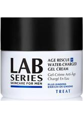 LAB SERIES FOR MEN - Lab Series For Men Age Rescue+ Water-Charged Gel Cream Gesichtsgel 50 ml - GEL & CREME