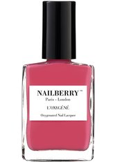 Nailberry Nägel Nagellack L'Oxygéné Oxygenated Nail Lacquer Smart Cookie 15 ml
