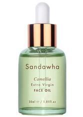 SANDAWHA - Camellia Extra Virgin Face Oil 30 ml - GESICHTSÖL