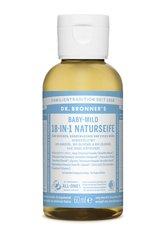 Dr. Bronner's Pflege Körperpflege Baby-Mild 18-in-1 Naturseife 60 ml