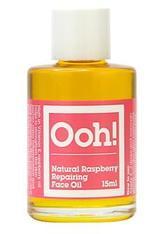 Oils of Heaven Natural Raspberry Repairing Face Oil Gesichtsöl  15 ml