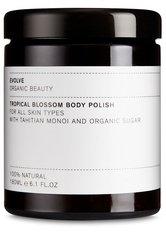 Evolve Organic Beauty Körperpflege Tropical Blossom Body Polish Körperpeeling 180.0 ml